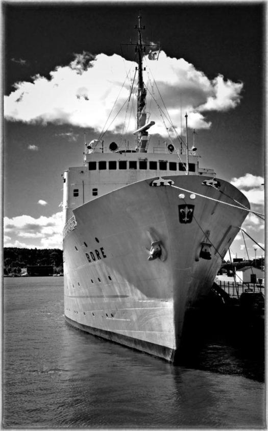 Bore laiva