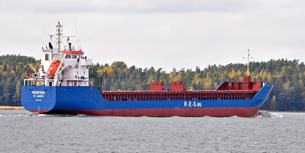 Laiva Helsinki Saksa