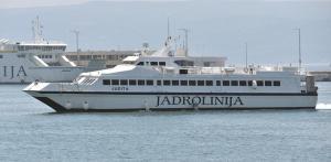matkustajalaiva m/s Judita