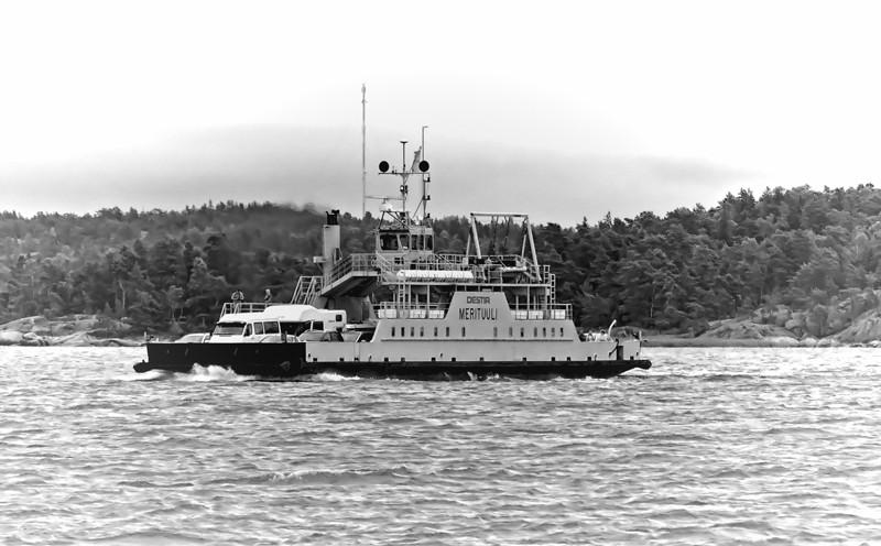 Finferries, Merituuli