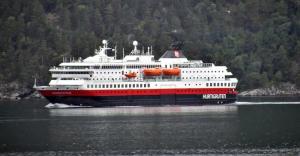 matkustajalaiva m/s Nordnorge