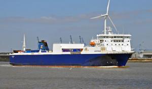 rahtilaiva m/s Norstream