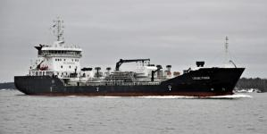 tankkeri ORABOTHNIA