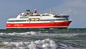 matkustajalaiva m/s Stavangerfjord