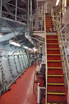 Stena Arctica konehuone
