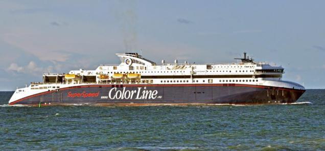 Rakennettu Aker Finnyardsin telakalla Raumalla 2008. 213x26m, syväys 6,7m, nopeus 27 solmua. Koneteho 37800 KW. Color Line Norja. Lippu: Norja.