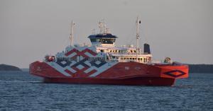 matkustajalaiva m/s Tiiu