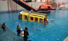 HUET-helikopterisimulaattori