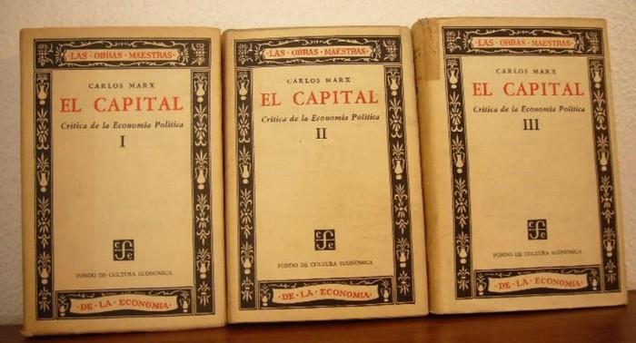 Resultado de imagen de El Capital