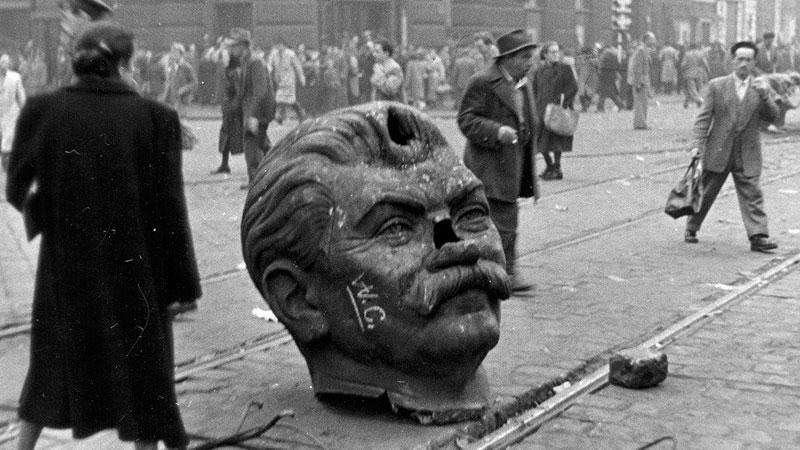 Resultado de imagen de primaver de budapest 1956