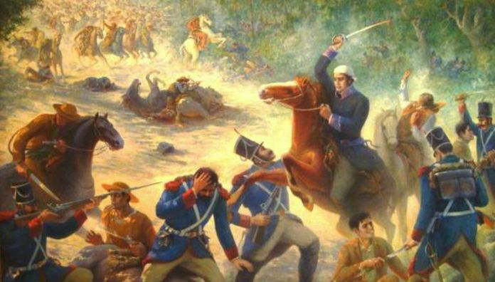 GUERRA DE INDEPENDENCIA. El sitio de Cuautla de 1812