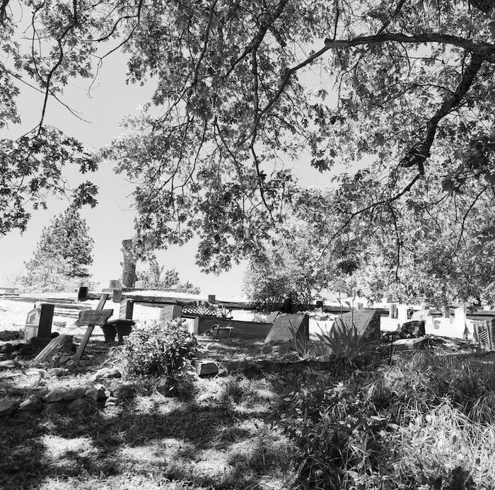 The Julian Pioneer Cemetery