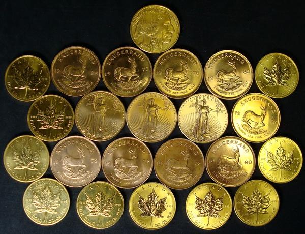 Gold Bullion Coins Amp Bars La Jolla Coin Shop