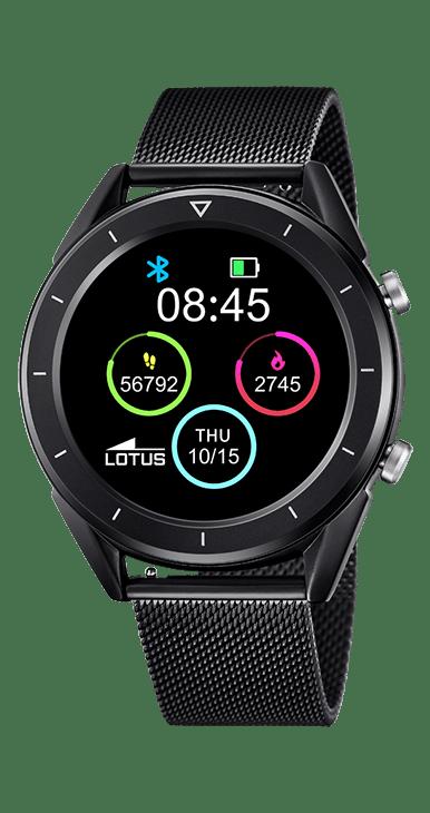 reloj inteligente hombre Lotus