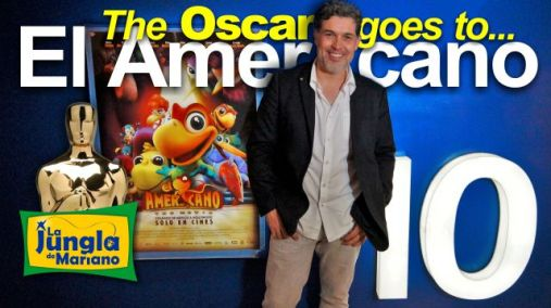 And the Oscar goes to… El Americano
