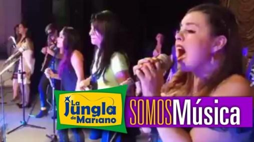Somos Música (LIVE VIDEO)