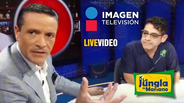 La Jungla de Mariano en Imagen TV | LIVE VIDEO