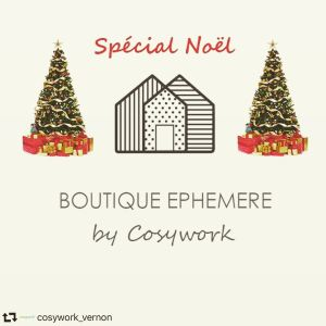 Boutique ephemere 2019 Cosywork La Jupe Normande MADE IN NORMANDIE