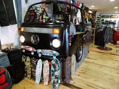 Dezert Point à Quimper Shop Skate et Surf
