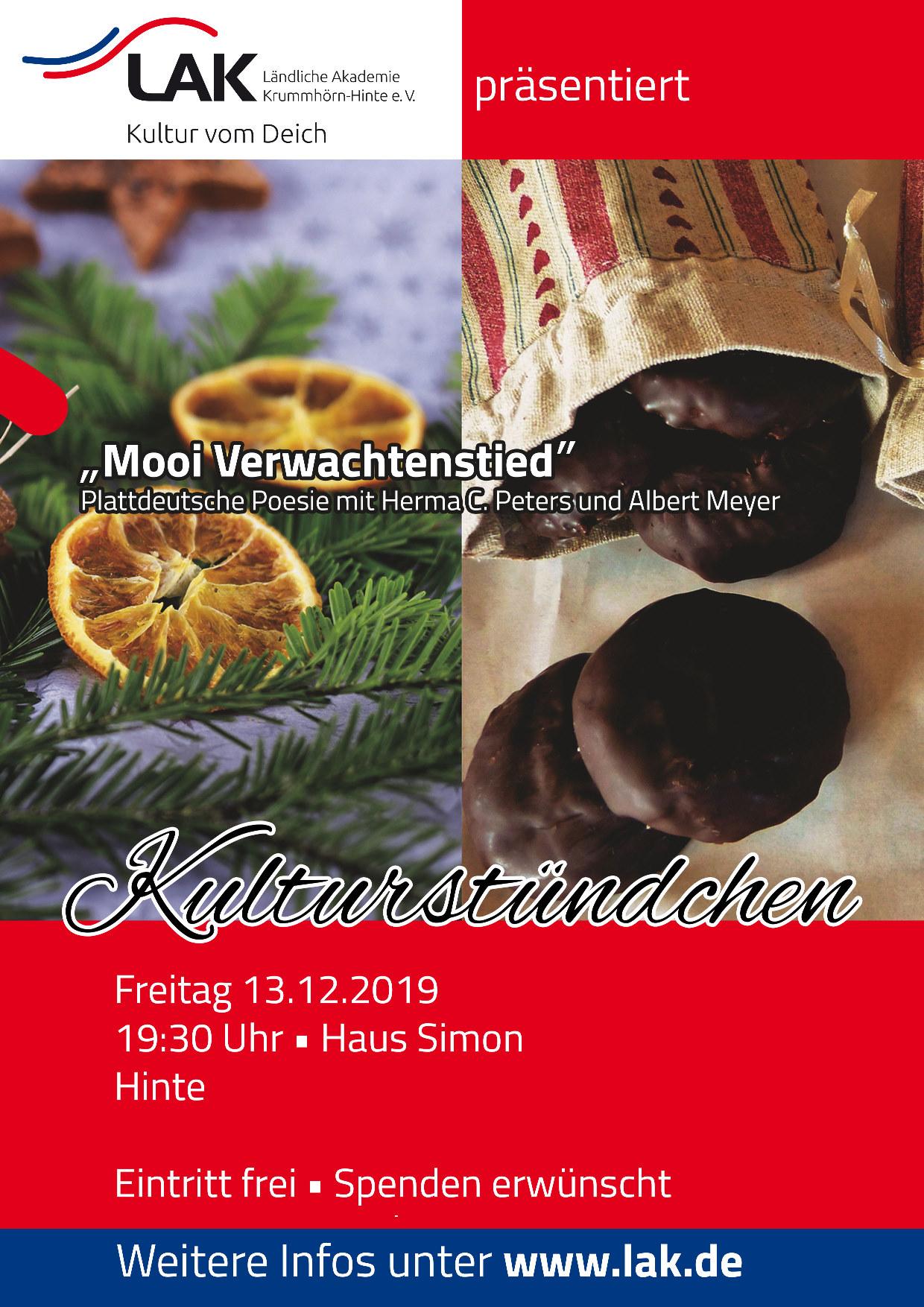 19-12-13 - Kulturstündchen