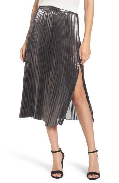 Midi skirt for thanksgiving dinner