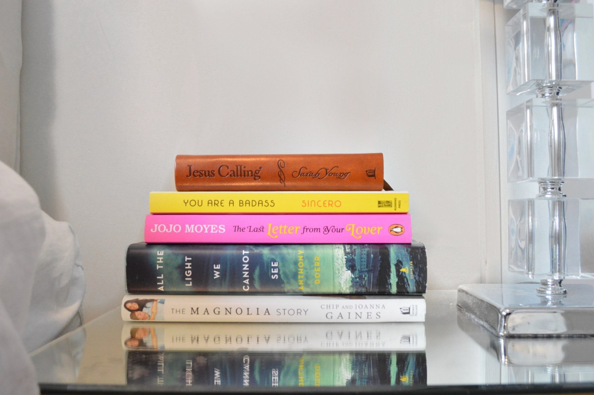 Tuesday's Top 10: My Reading List & Reviews