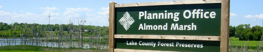 Lake Cook Audubon field trip at Almond Marsh