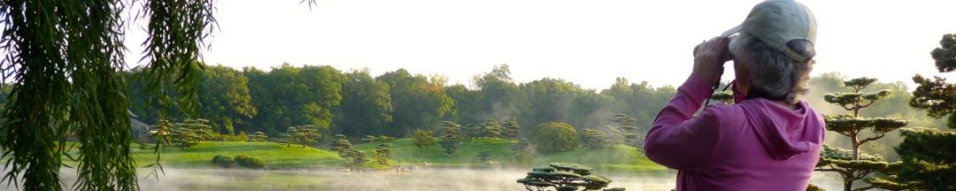 Lake Cook Audubon Field Trip at Chicago Botanic Garden