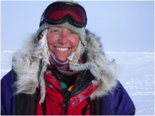 Annie Aggens North Pole expedition guide