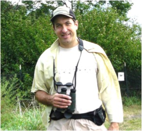 Well-known local birder Geoff Williamson will explain how radar can detect birds, how scientists are using it, how birders can use it
