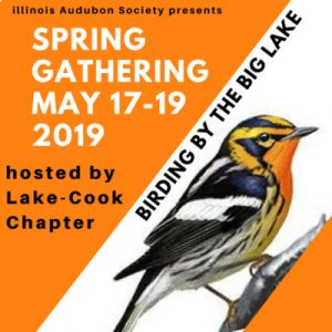 Birding by the Big Lake: Illinois Audubon Society Spring Gathering @ Host Hotel - Doubletree Libertyville/Mundelein | Mundelein | Illinois | United States