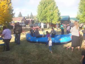 raft fun