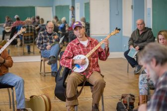 Banjo workshop attendee 2019