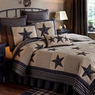 Sturbridge Patch Black Bedding by Park Designs