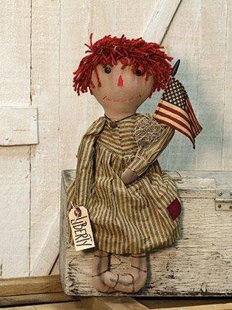 Liberty Annie Doll