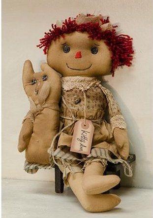 Kitty Ann Doll