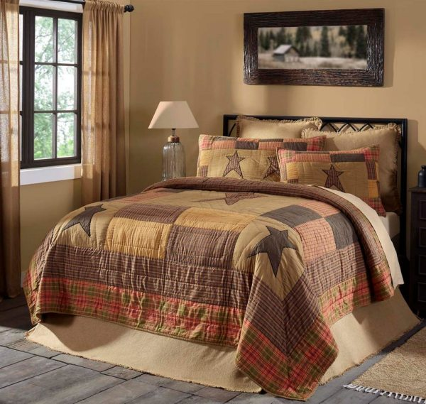 Stratton Quilt by VHC Brands