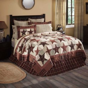 Abilene Star Bedding by VHC Brands