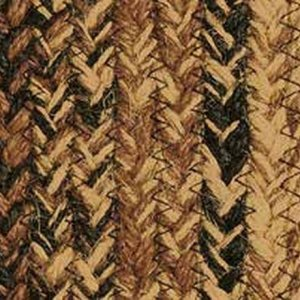 Cappuccino Braided Rugs by IHF