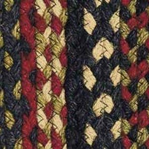 Tartan Braided Rugs by IHF