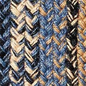 River Shale Braided Rugs by IHF
