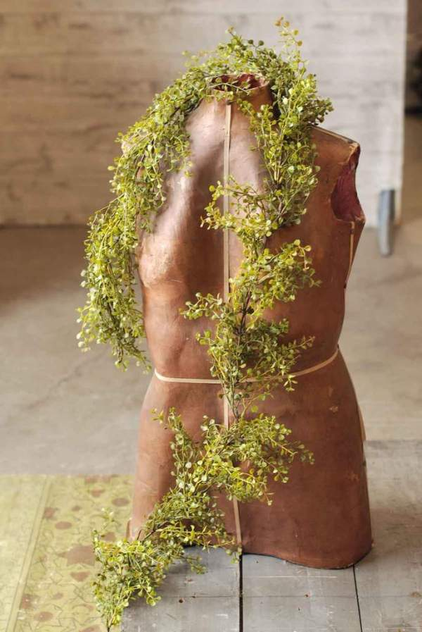 Baby Grass Garland 6ft