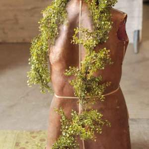 Baby Grass Garland 6ft