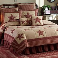Sturbridge Patch Wine Bedding by Park Designs