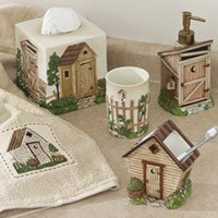 Outhouse Bath Accessories