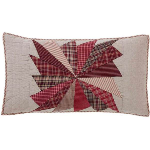 Ozark Quilted Shams by VHC Brands