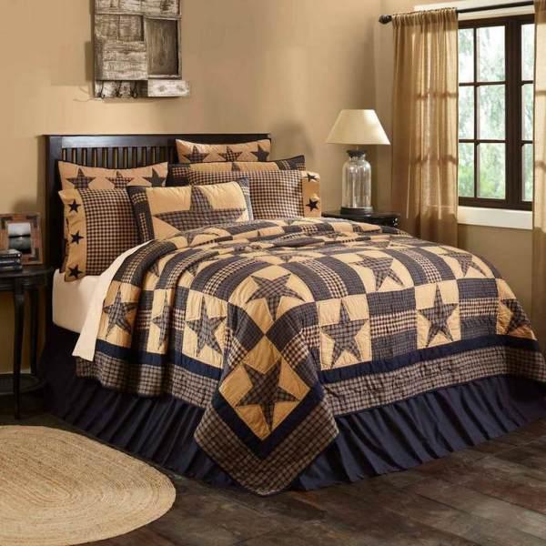 Teton Star Quilt by VHC Brands