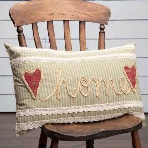 Prairie Winds Home Pillow