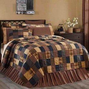 Patriotic Patch Bedding by VHC Brands
