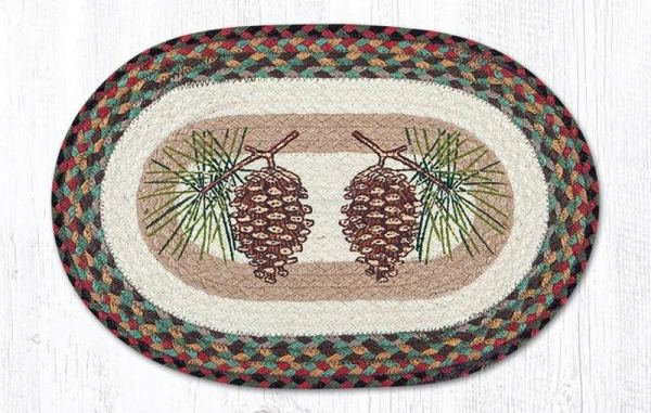 Pinecone Jute Collection